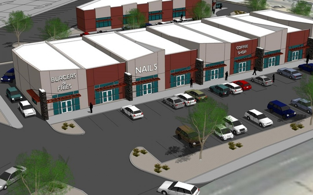 Developer Fills Cottonwood-Area Hunger for Retail with Eagle Ranch Project