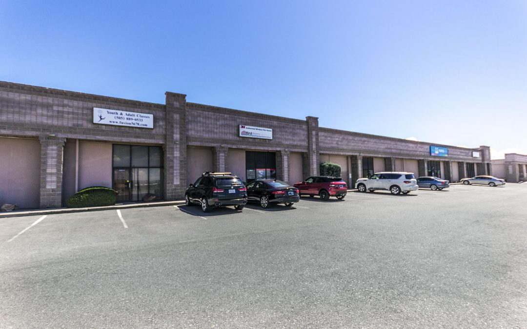 Local Real Estate Firm Snaps Up Jefferson Business Center