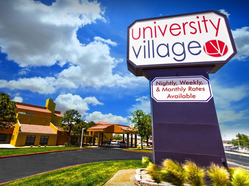 University Village Review