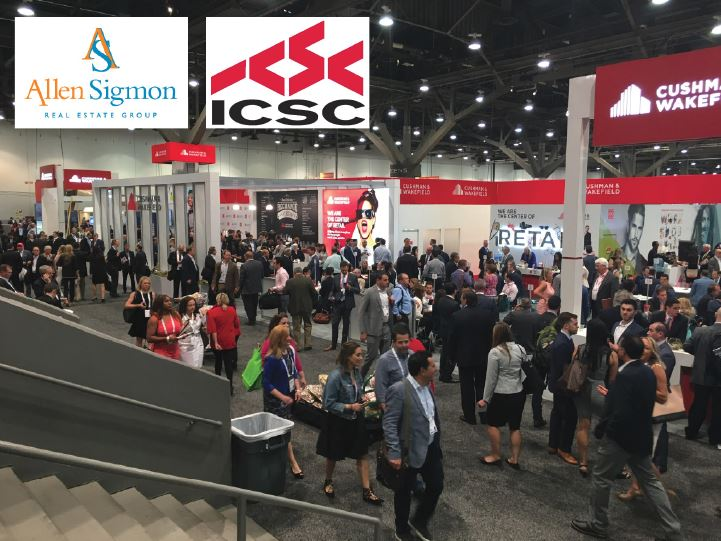 Allen Sigmon Conducts a Year's Worth of Business in 24 Hours – ICSC 2017