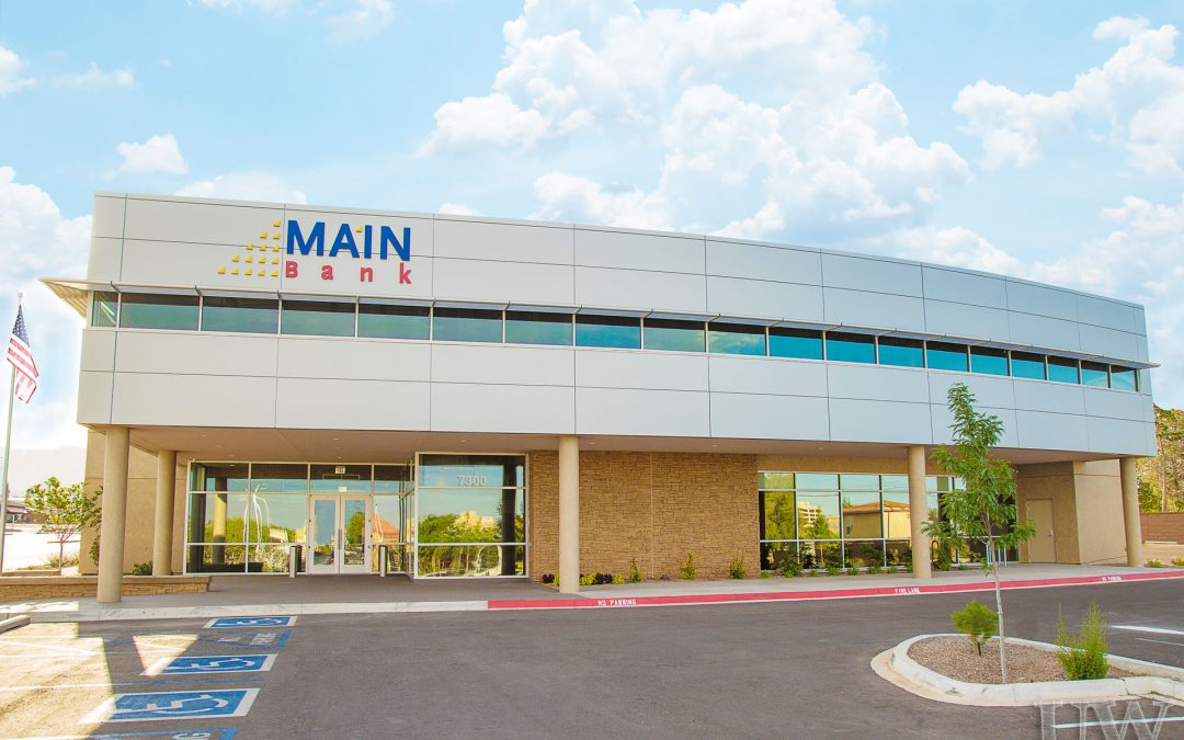 Main Bank Building Lands National Tenant with the Help of Allen Sigmon