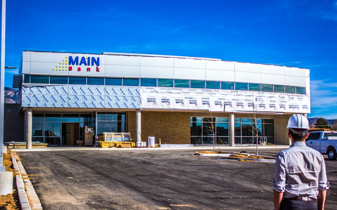 Main Bank Uptown building lands new tenant