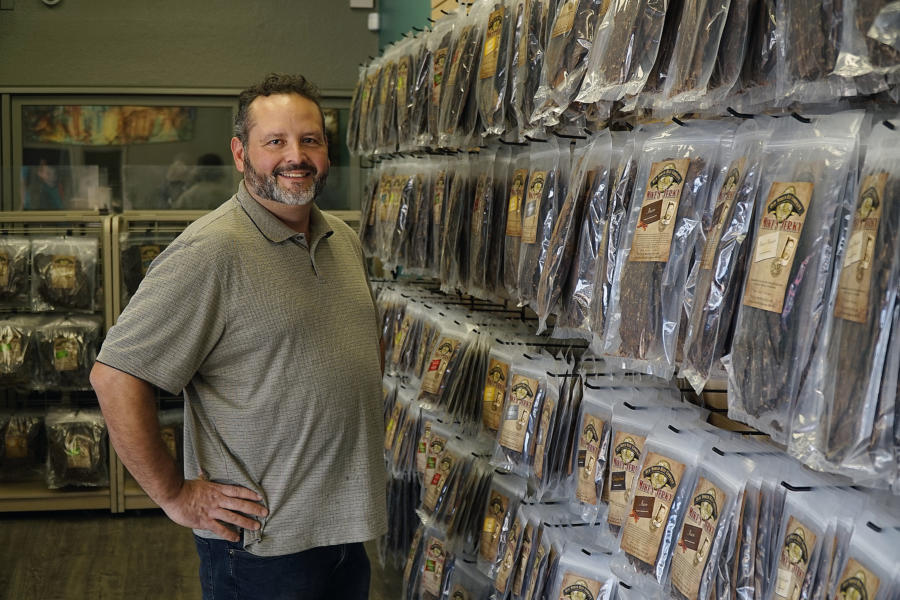 ABQ jerky business expands, aims at wholesale