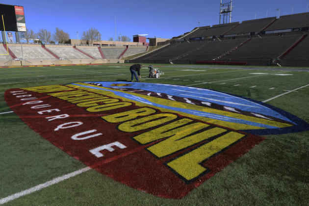 ABQ scores big with New Mexico Bowl