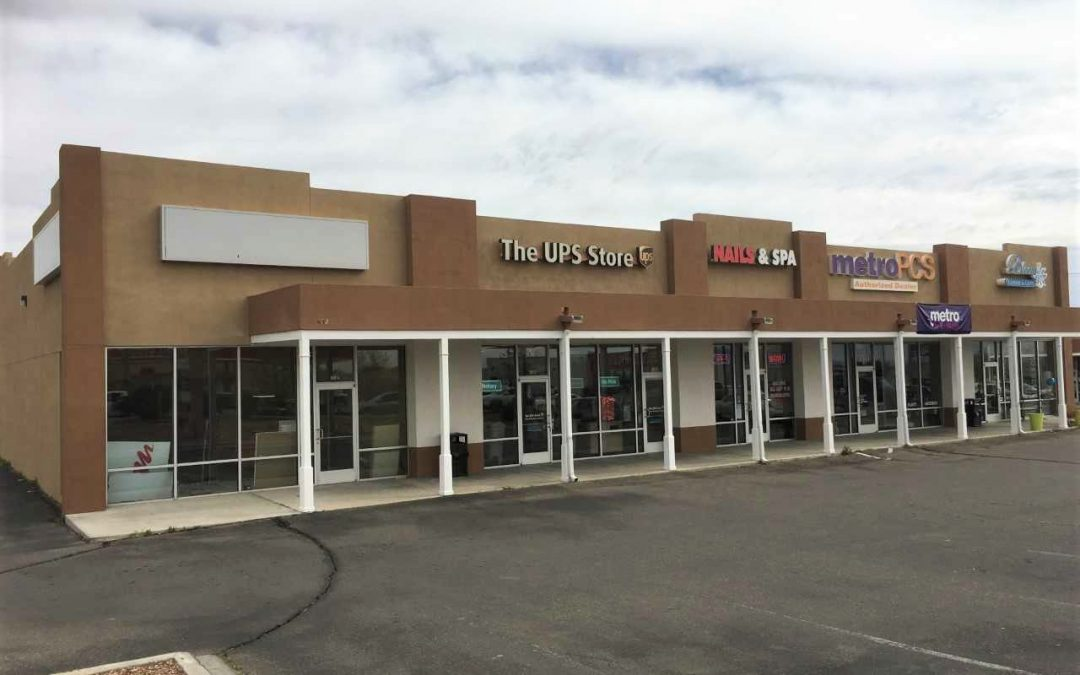 Local real estate group purchases Los Lunas shopping center