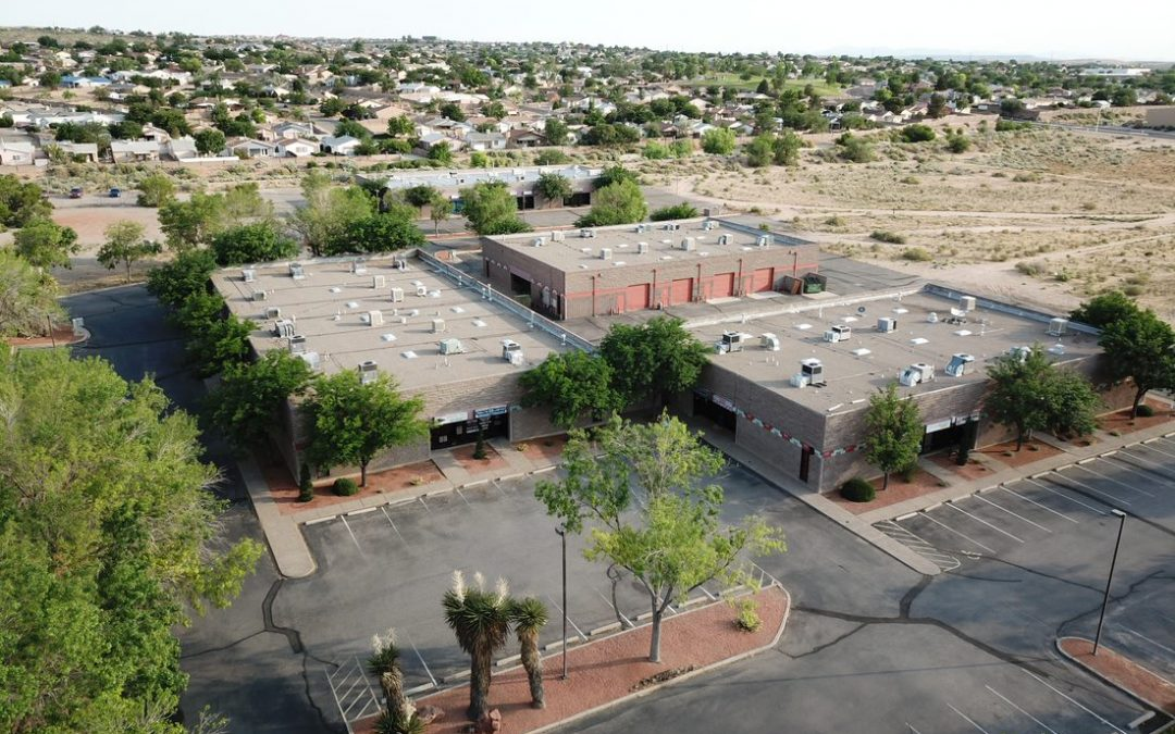 Local real estate group purchases Rio Rancho business park