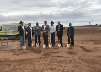 Groundbreaking Home2 Suites