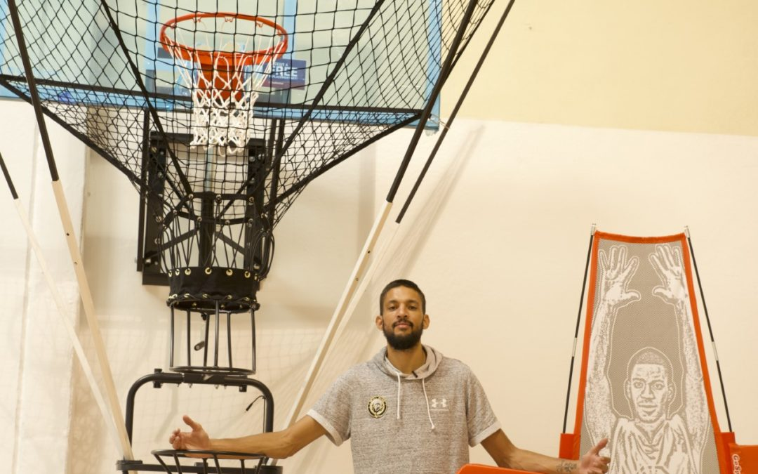 Former college and pro basketball player to open RISE Basketball School near Cottonwood Mall