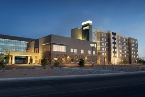 Home2 Suites by Hilton Albuquerque-Downtown-University - Exterior - 1032188