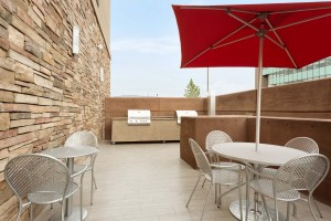 Home2 Suites by Hilton Albuquerque-Downtown-University - Patio with BBQ Grill - 1032169