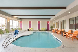 Home2 Suites by Hilton Albuquerque-Downtown-University - Pool - 1032222